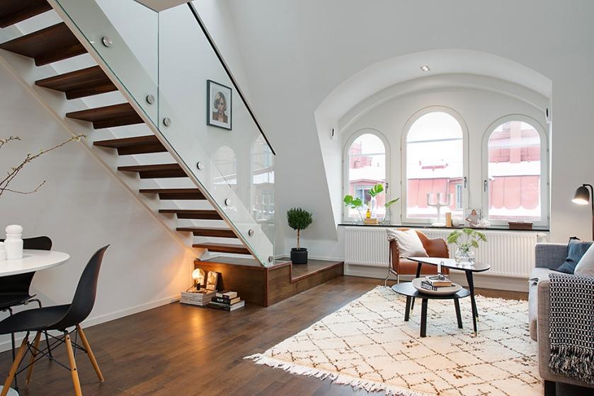 Charming-Central-Stockholm-duplex