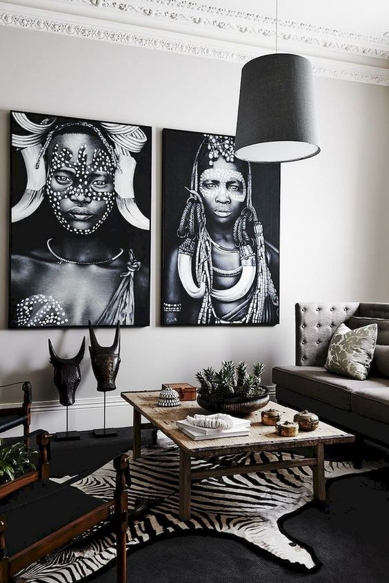 Best Ideas For African Inspired Interior Decorations Ii Thestyleartisandotcom
